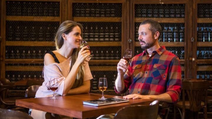 Wine tasting in Madeira by Andre Carvalho